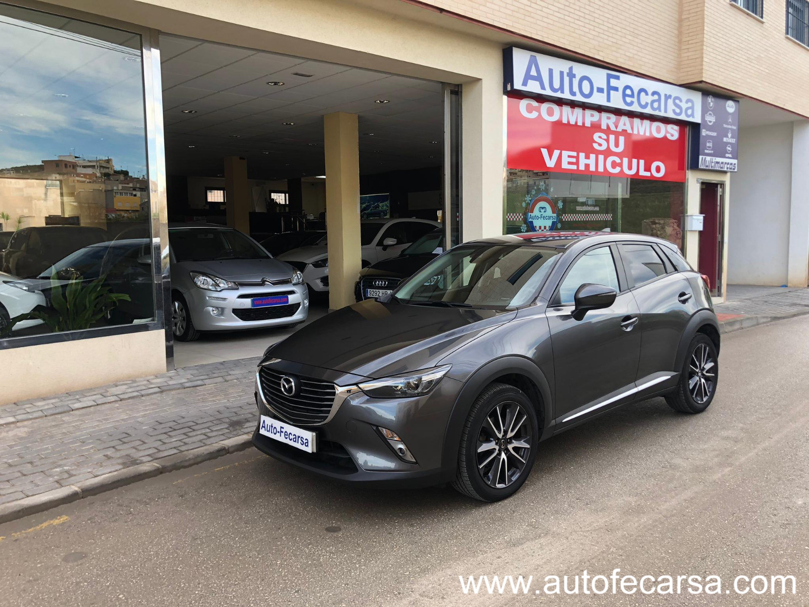 MAZDA CX3 LUXURY
